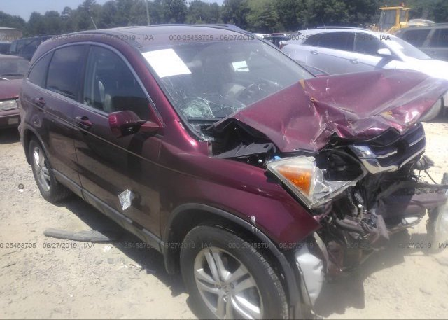 Inventory #458856631 2010 Honda CR-V