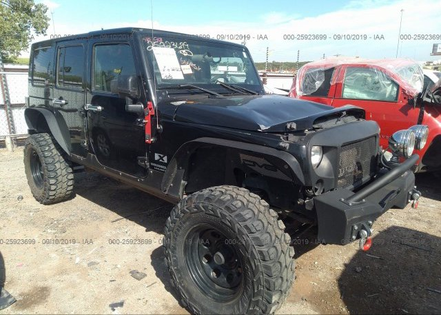 Inventory #812482087 2008 JEEP WRANGLER UNLIMITE