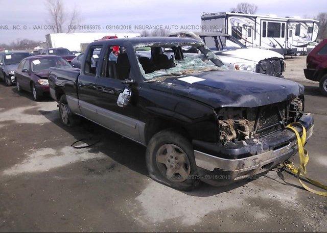 Inventory #803855526 2006 Chevrolet SILVERADO