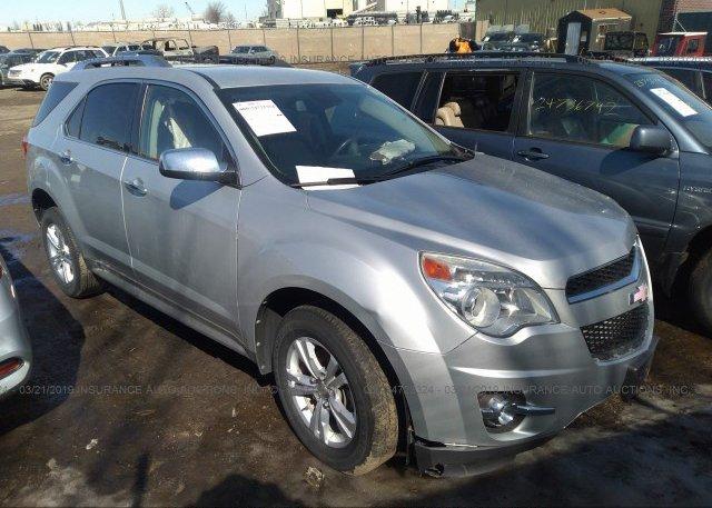 Inventory #277391271 2012 Chevrolet EQUINOX
