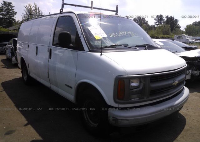 Inventory #457777972 2000 Chevrolet EXPRESS G1500