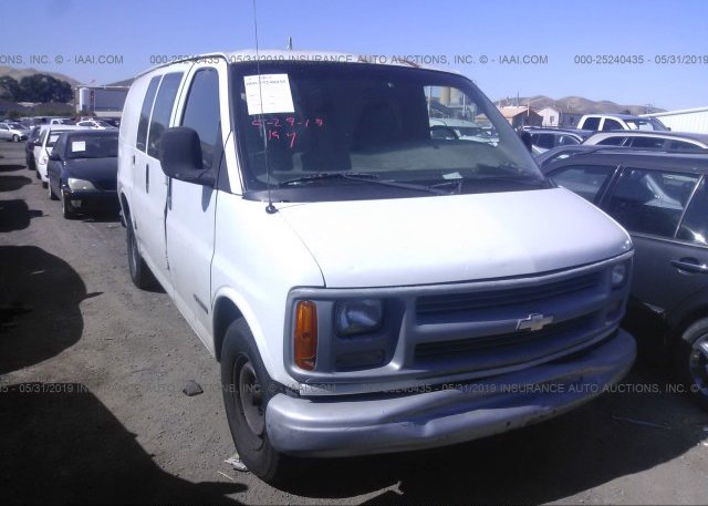 Inventory #596590283 2001 Chevrolet EXPRESS G2500