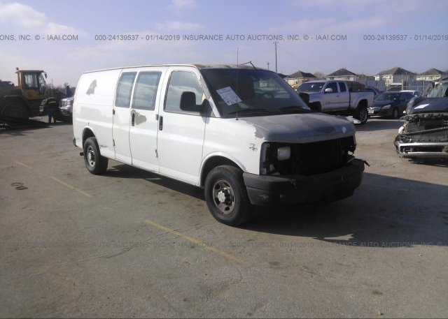 Inventory #888118171 2007 Chevrolet EXPRESS G2500