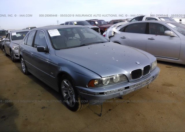 Inventory #849117484 2002 BMW 525