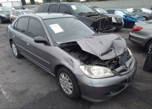 Inventory #688306259 2005 Honda CIVIC