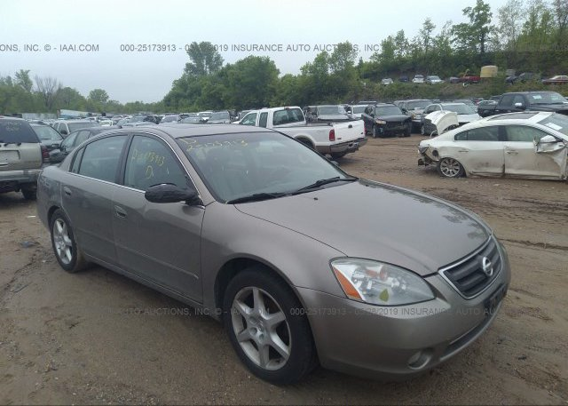 Inventory #919478752 2003 Nissan ALTIMA