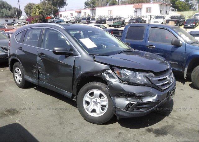 Inventory #130268835 2014 Honda CR-V