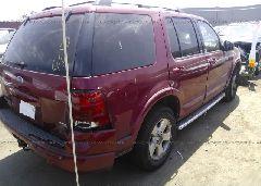 2005 FORD EXPLORER - 1FMZU75W35ZA32716 rear view