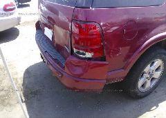2005 FORD EXPLORER - 1FMZU75W35ZA32716 detail view