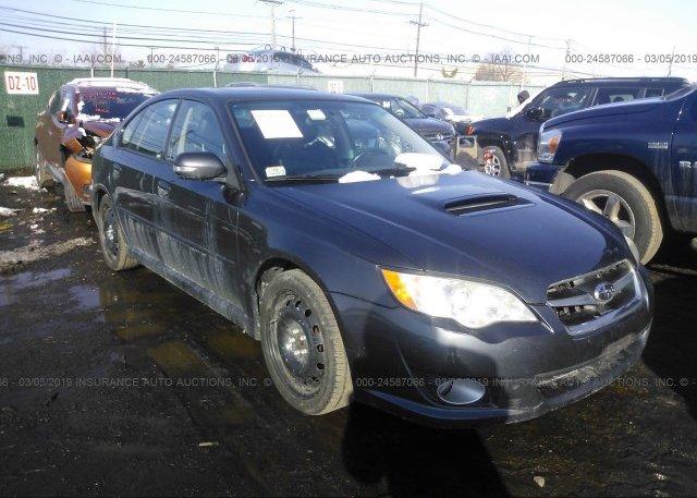Inventory #392855759 2008 Subaru LEGACY