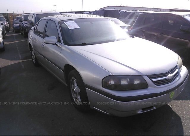 Inventory #535148612 2005 Chevrolet IMPALA