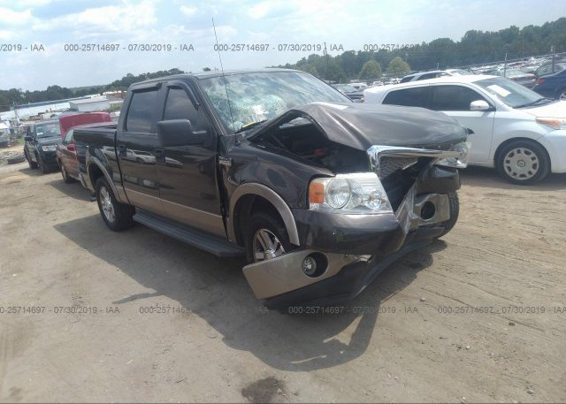 Inventory #181620568 2006 FORD F150