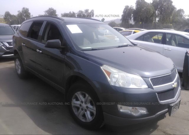 Inventory #675947326 2011 Chevrolet TRAVERSE