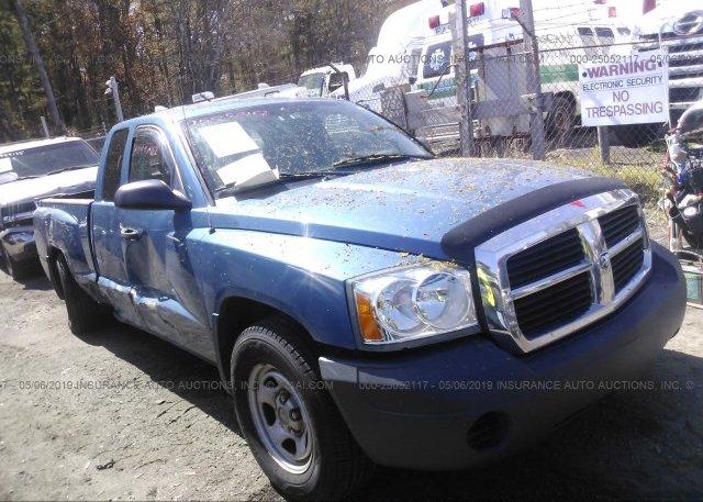 Inventory #276993019 2006 Dodge DAKOTA