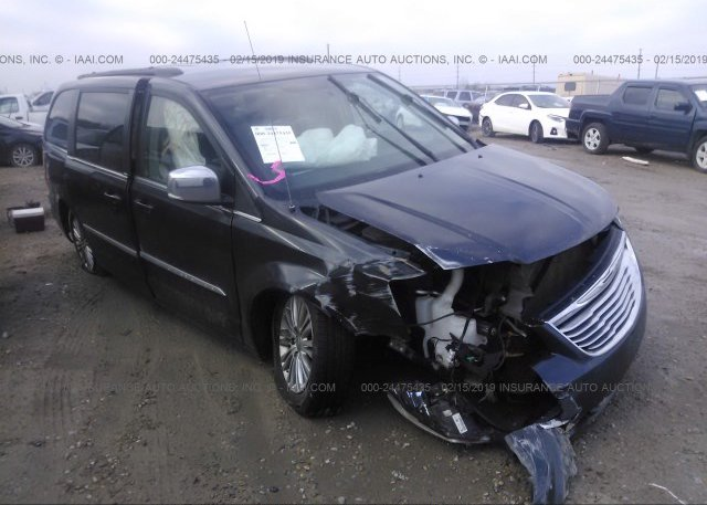 Inventory #799483432 2013 Chrysler TOWN & COUNTRY