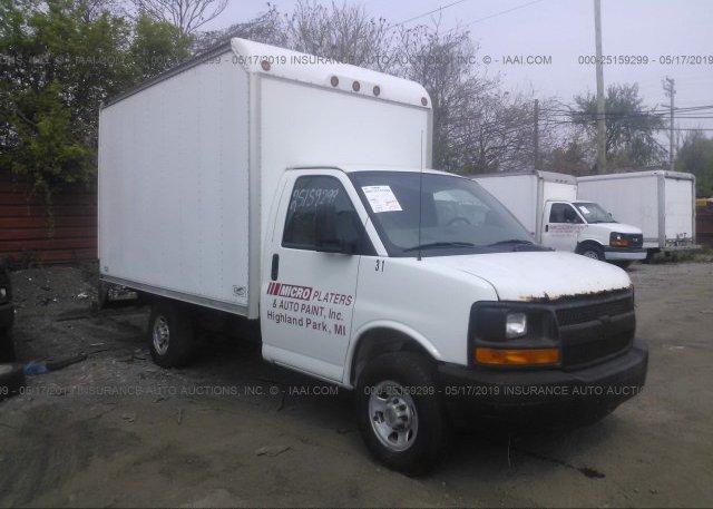 Inventory #177814906 2004 CHEVROLET EXPRESS G3500