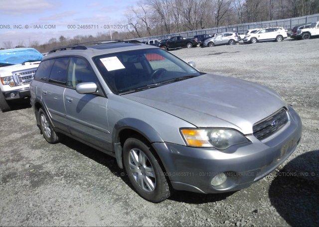 Inventory #272740474 2005 Subaru LEGACY