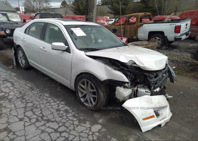 Inventory #429049599 2012 FORD FUSION