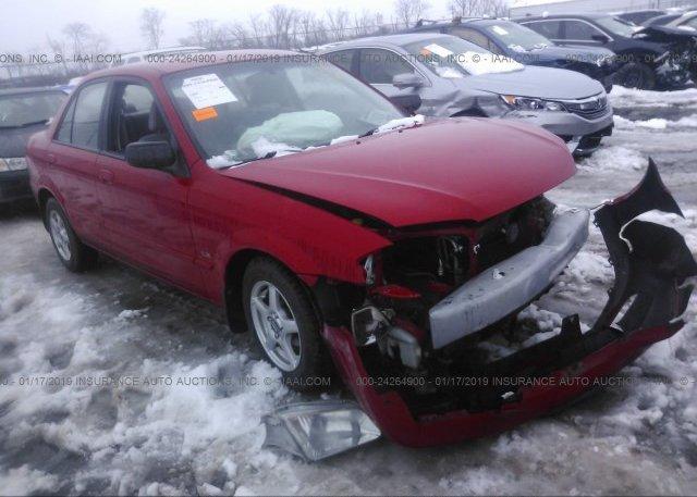 Inventory #726782059 1999 Mazda PROTEGE