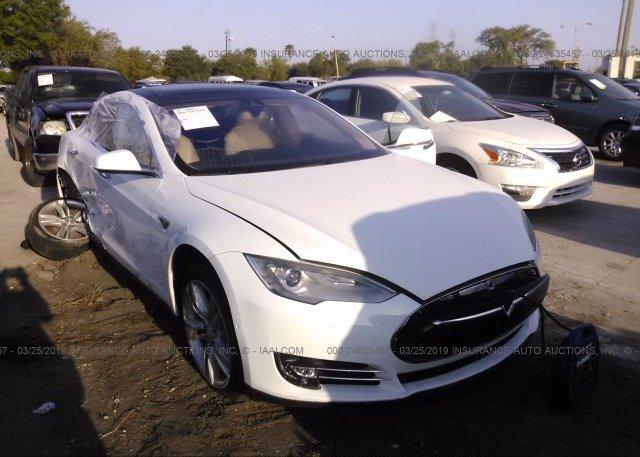 Inventory #332203748 2015 Tesla MODEL S