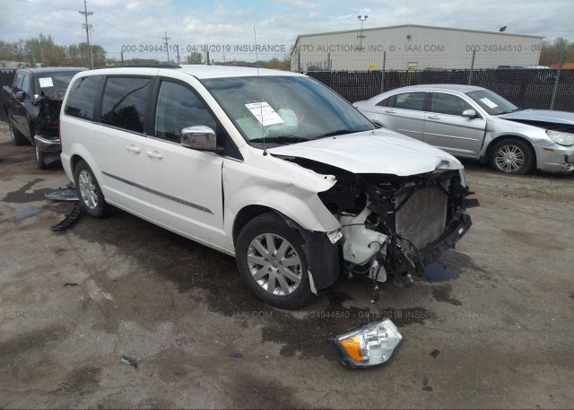 Inventory #999719927 2012 Chrysler TOWN & COUNTRY