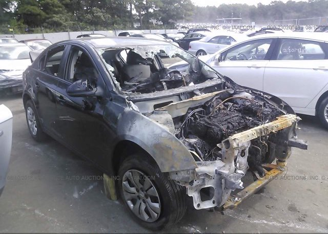 Inventory #811537047 2016 Chevrolet CRUZE LIMITED