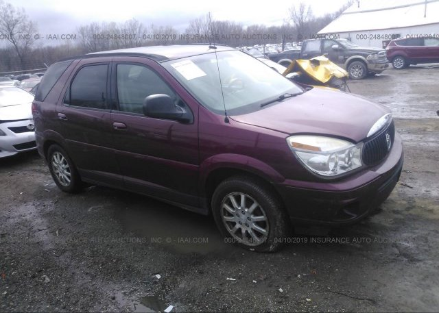 Inventory #279272217 2007 Buick RENDEZVOUS