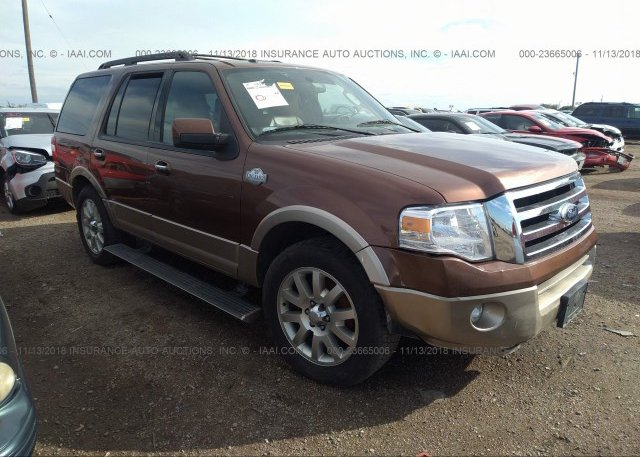 Inventory #574710314 2011 FORD EXPEDITION