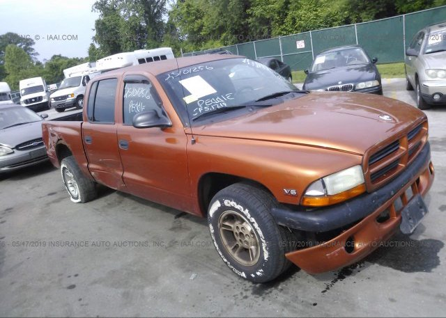 Inventory #307712814 2000 Dodge DAKOTA