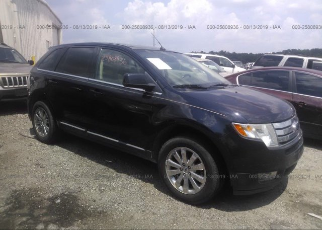 Inventory #821816495 2009 FORD EDGE