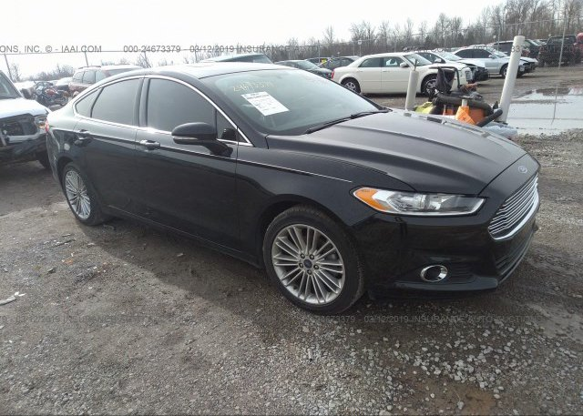 Inventory #673299057 2016 FORD FUSION