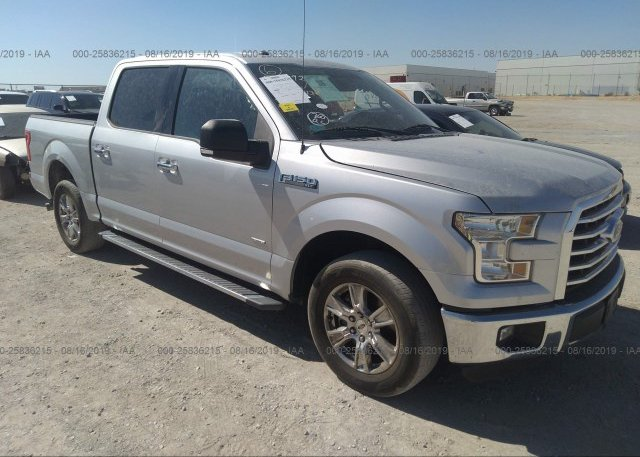 Inventory #615680745 2016 FORD F150
