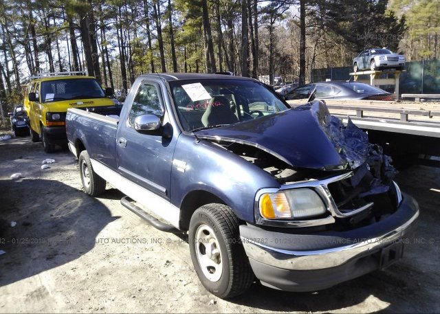 Inventory #911055299 2002 FORD F150