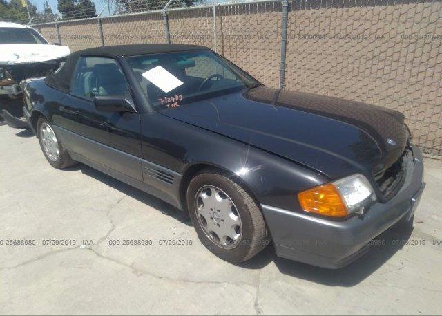 Inventory #990667233 1993 Mercedes-benz 300