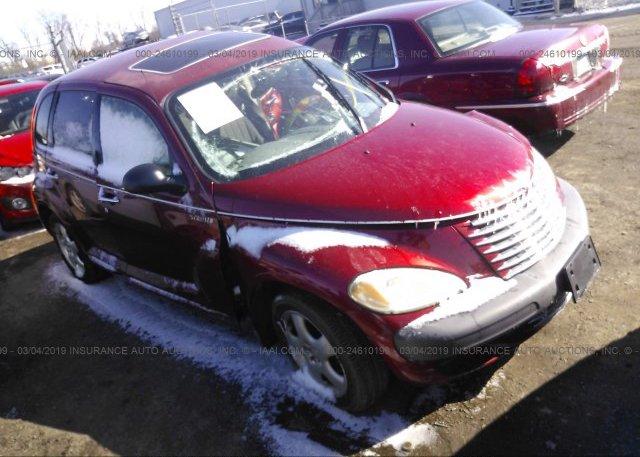 Inventory #684234402 2002 Chrysler PT CRUISER