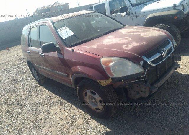 Inventory #226285863 2004 Honda CR-V
