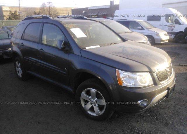 Inventory #627463684 2008 Pontiac TORRENT