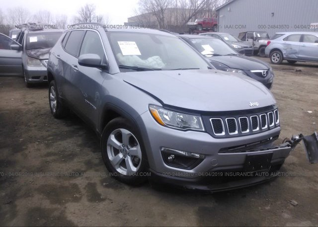 Inventory #713408072 2018 JEEP COMPASS