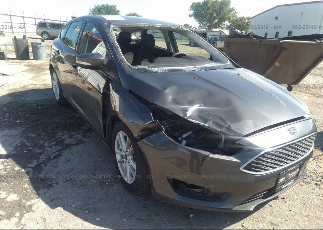 Inventory #676807183 2017 FORD FOCUS