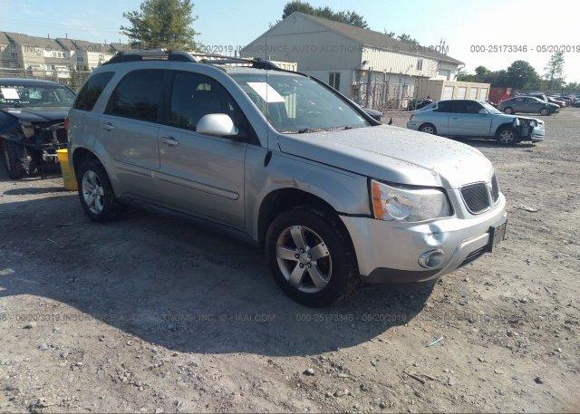 Inventory #732246902 2006 Pontiac TORRENT