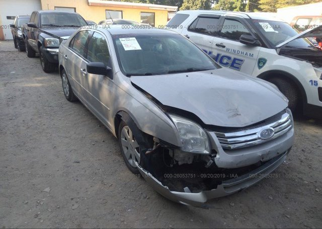 Inventory #967657677 2008 FORD FUSION