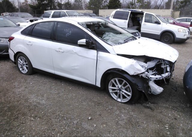 Inventory #780024635 2015 FORD FOCUS