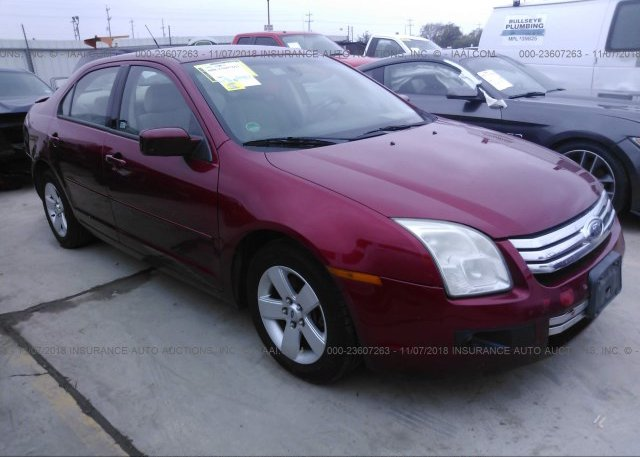 Inventory #146354026 2008 FORD FUSION