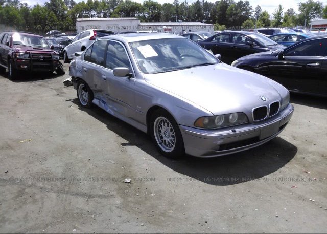 Inventory #993471026 2001 BMW 525