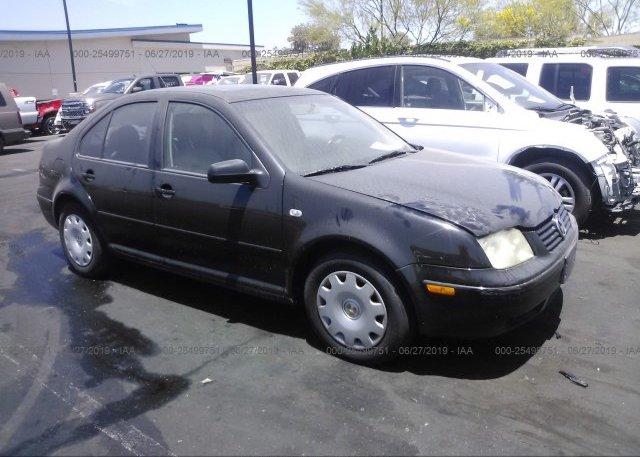 Inventory #235714742 2001 Volkswagen JETTA
