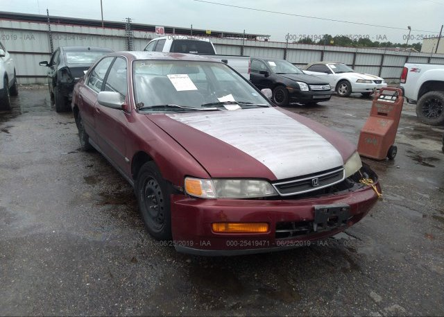 Inventory #706040120 1997 Honda ACCORD