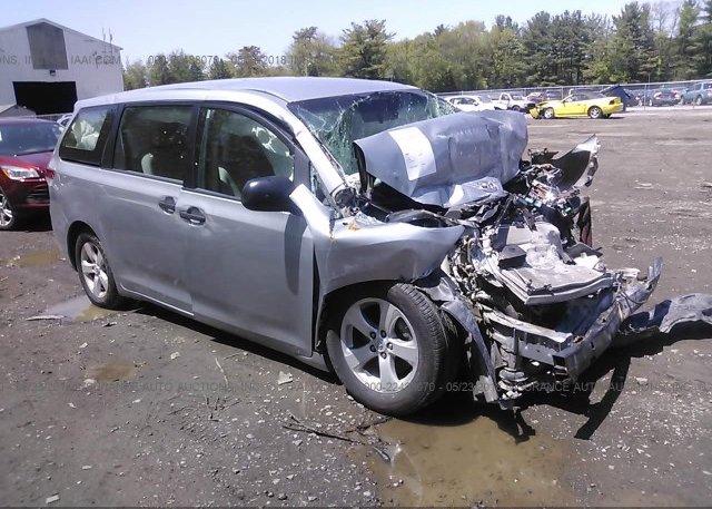 Inventory #177782507 2014 Toyota SIENNA