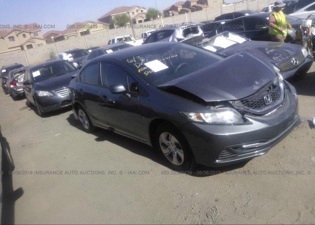 Inventory #738692516 2013 Honda CIVIC