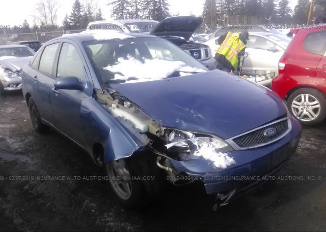 Inventory #448170621 2005 FORD FOCUS