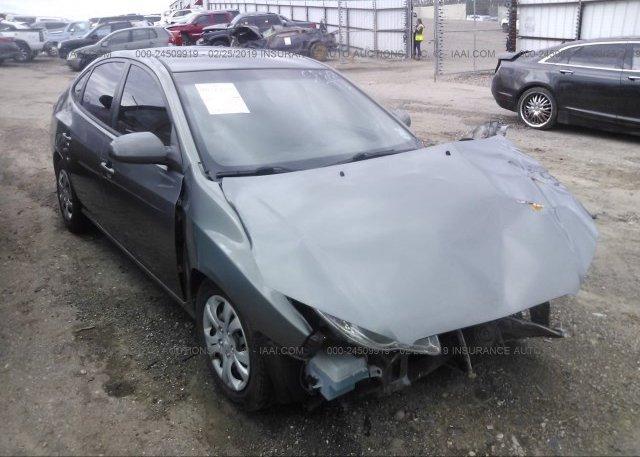 Inventory #510844159 2010 Hyundai ELANTRA